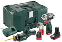 Metabo Combo Set 2.2 10.8 V Quick Pro