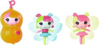Lalaloopsy Lala-Oopsie Littles Fairy Daffodil