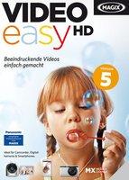 Magix Video Easy 5 HD (DE) (Win) (Box)