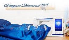 Husqvarna Viking Designer Diamond Royale