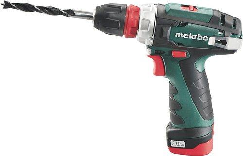 Metabo PowerMaxx BS Quick Pro (2 Akkus, Kunststoffkoffer)