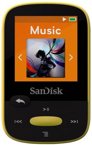 SanDisk Clip Sport 8GB gelb