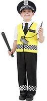 Smiffys Polizisten-Kostüm Junge