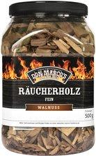 Don Marco's Räucherholz FEIN Walnuss