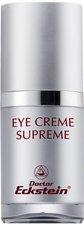 Dr. R. A. Eckstein Eye Creme Supreme (15 ml)