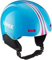 Uvex HLMT 5 Race cyan/pink