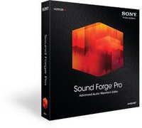 Sony Sound Forge Pro 11 (Win)