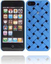 TWINS Weave blau (iPhone 5/5)