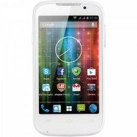 Prestigio MultiPhone PAP3400 DUO weiß ohne Vertrag