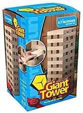 Giant Jenga Tower