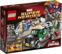 LEGO Super Heroes - Doc Ock Überfall auf den Truck (76015)