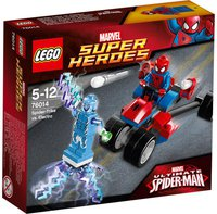 LEGO Super Heroes - Spider-Trike vs. Electro (76014)
