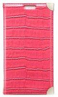 Zenus Square Croco Case pink (Galaxy S4)