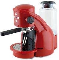 H. Koenig Espresso-Maschine XPS15 rot