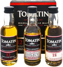 Tomatin Mini Set 3x0,05l