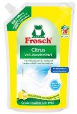 Frosch Flüssigwaschmittel Citrus (1,8 L)
