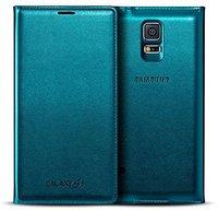 Samsung Flip Cover grün (Galaxy S5)