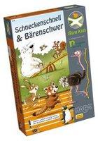 Haba Terra Kids - Schneckenschnell & bärenschwer