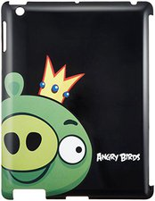 Gear4 Angry Birds King Pig Case for iPad 2/3