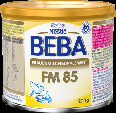 BEBA Spezialnahrung FM85 (200 g)