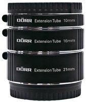 Dörr Zwischenringsatz 10/16/21mm Nikon 1