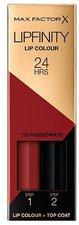 Max Factor Lipfinity - 110 Passionate (2 ml)
