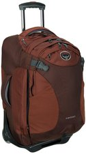 Osprey Meridian 60 rusted red