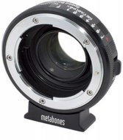 metabones Speed Booster Nikon G/BMCC