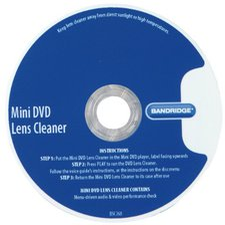 Bandridge Mini DVD lens cleaner