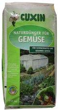 Cuxin Naturdünger für Gemüse 20 kg