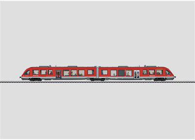 Märklin Nahverkehrs-Dieseltriebwagen 648.2 LINT 41 DB (39730)