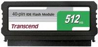 Transcend 512MB IDE Flash Module (40Pin/V)