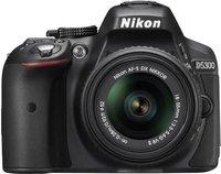 Nikon D5300 Kit 18-55 mm + 70-300 mm [Tamron]