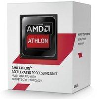 AMD Athlon 5350 Box (Sockel AM1, 28nm, AD5350JAHMBOX)