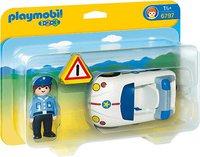 Playmobil 123 - Polizeiauto (6797)
