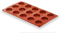 Lacor Kuchenform halbkugelförmig mit 15 Löchern