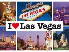 Schmidt Spiele I love Las Vegas (1000 Teile)