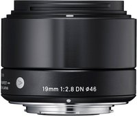 Sigma 19mm f2.8 DN (schwarz) [Sony Nex]