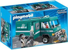Playmobil City Action - Geldtransporter (5566)