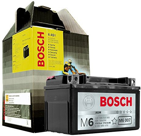 Bosch YTZ10S Batterie 12V 8,6 Ah