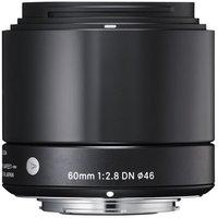 Sigma 60mm f2.8 DN (schwarz) [Sony Nex]