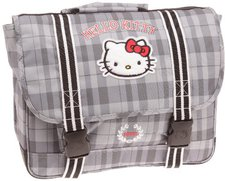 Hello Kitty School Bag (HOE23013)
