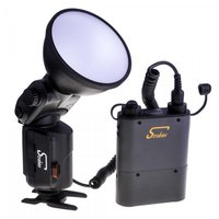 Interfit Strobies ProFlash One Eighty Kit with Battery