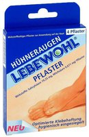 Lebewohl Hühneraugenpflaster normal (4 Stk.)