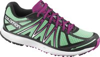 Salomon X-Tour Women wasabi/white/mystic purple
