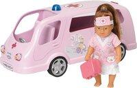 Baby Born My Mini Baby Born Krankenwagen mit Ärztin (810354)