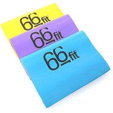 66Fit 3er Set Übungsbänder