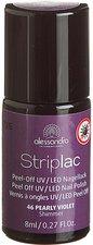 Alessandro Striplac 46 Pearly Violett (8 ml)