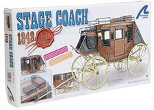 Artesania Latina Stage Coach 1848 Heritage Collection (20340)