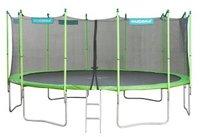 Hudora Family Trampolin 480 cm mit Sicherheitsnetz